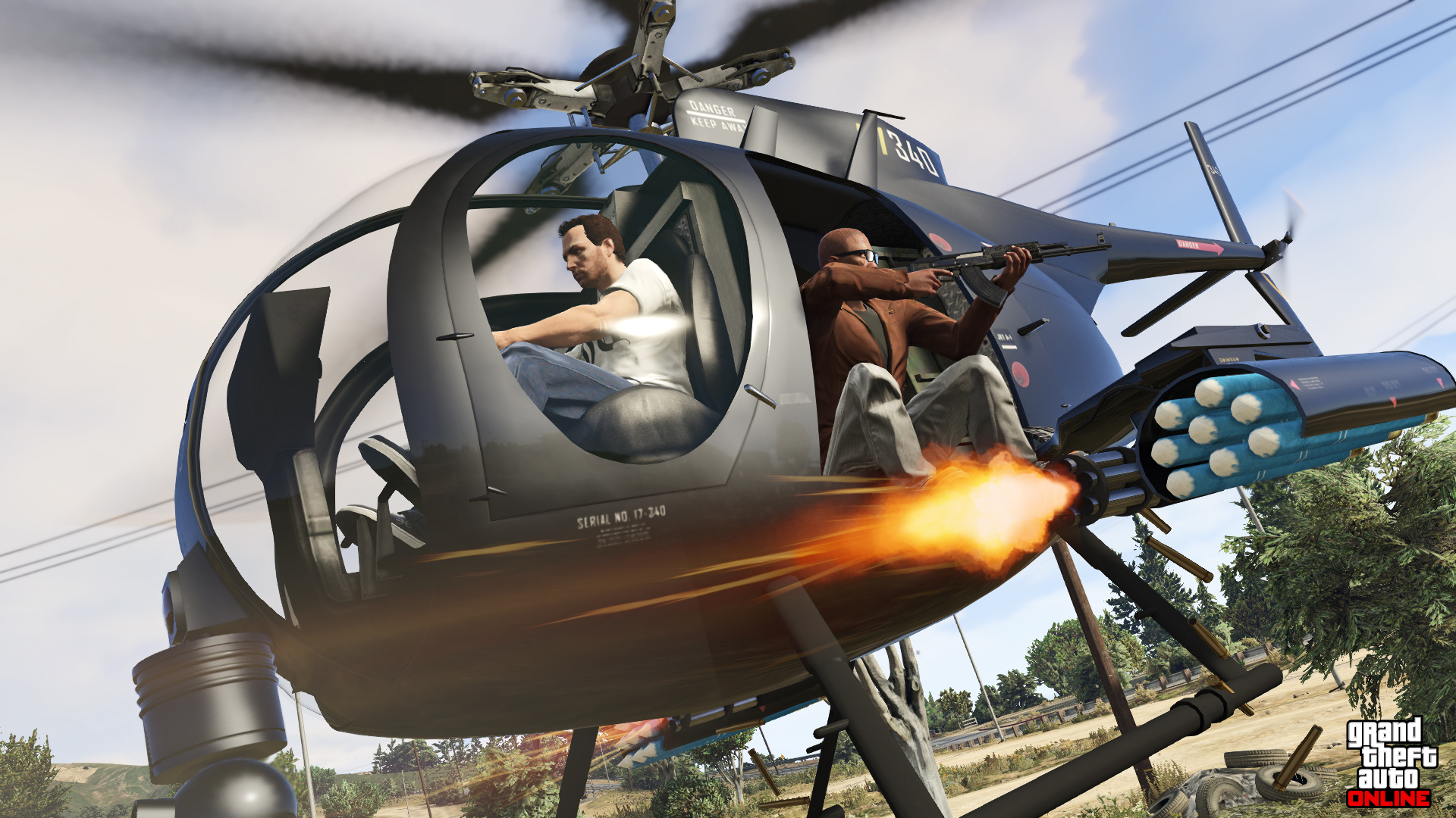 Grand Theft Auto V on PS4/Xbox One: A List of New Songs