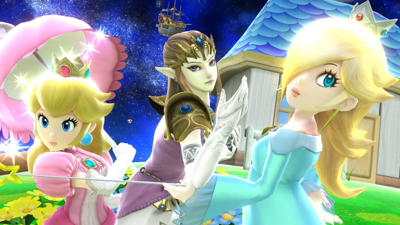 New Update Will Add 15 Stages For 8 Player Smash Mode In Super