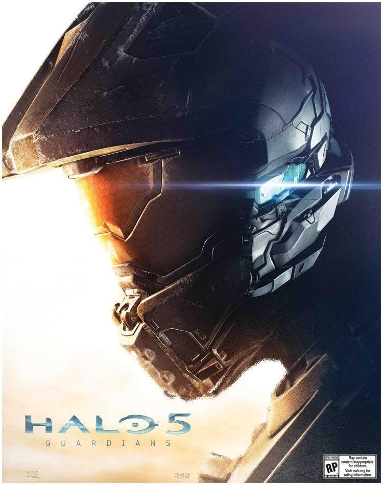 Halo5Poster