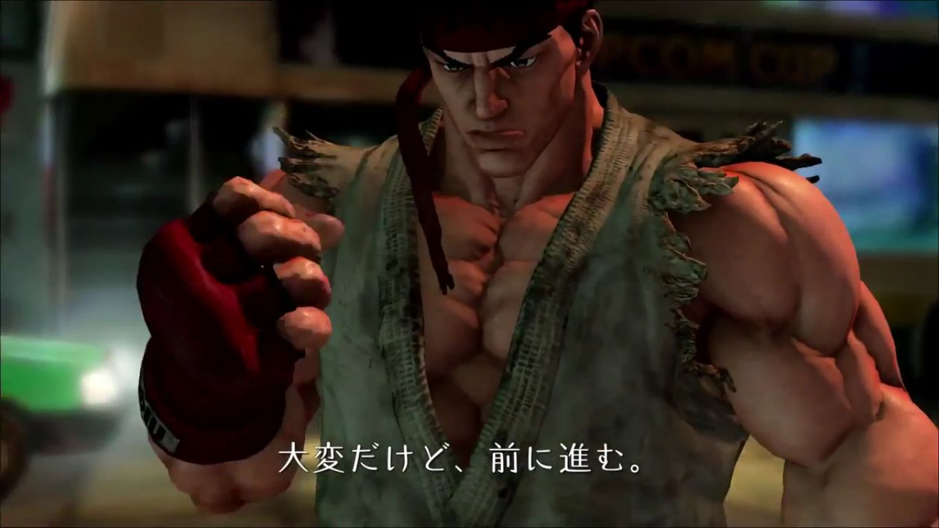 Capcom Confirms Street Fighter V to Be Developed with Unreal Engine 4