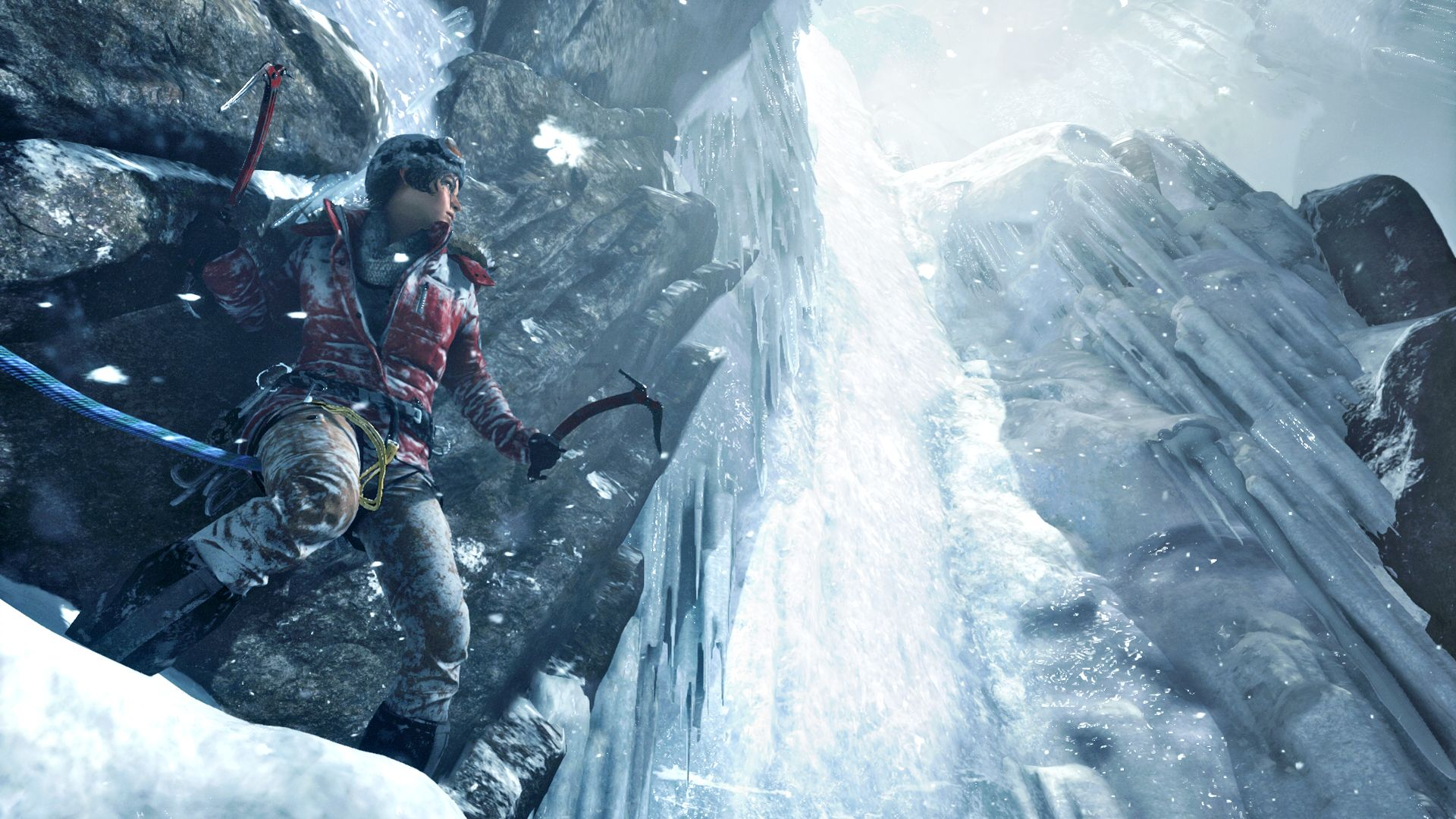 Rise Of The Tomb Raider Gameplay Confirmed For Tomorrow S