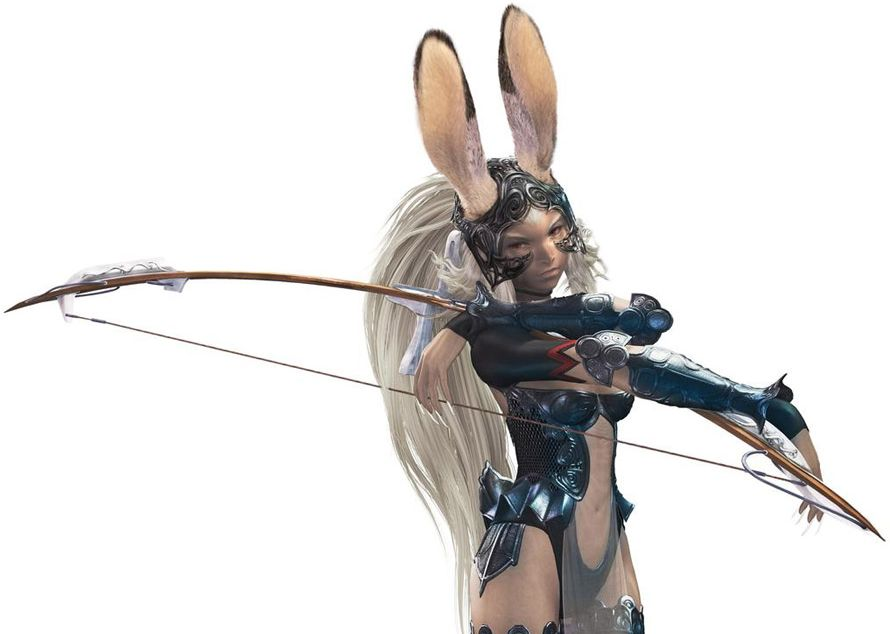 Viera From Final Fantasy XII Were Considered as Final Fantasy XIV's
