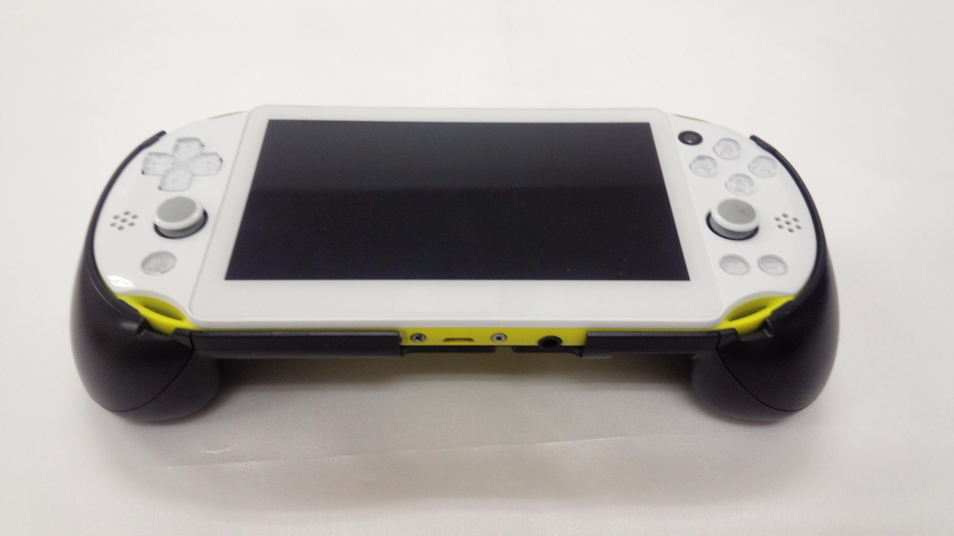 Much Needed PS Vita Accessory Adding L2/R2 Triggers for PS4