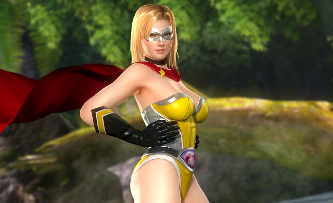 dead or alive hitomi nackt