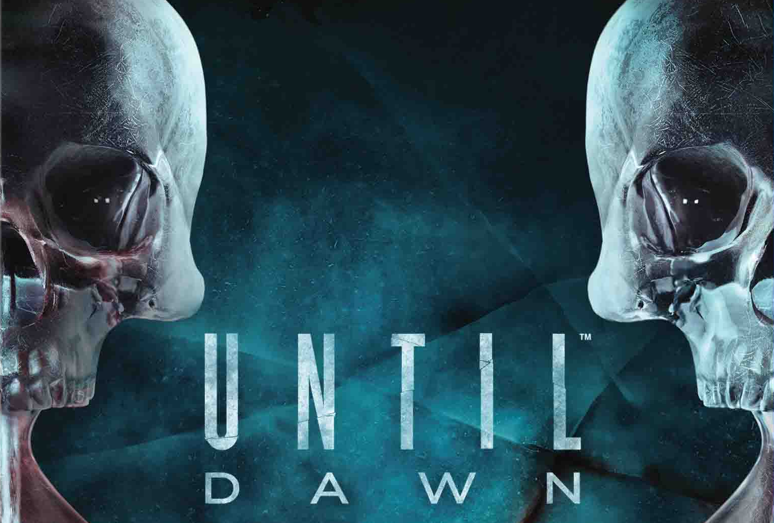 PS4 Exclusive Until Dawn's New Box Art is Really Quite Spiffy and ...