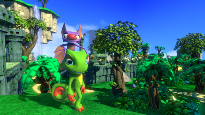 Yooka-Laylee Interview - Composers Grant Kirkhope, David Wise, and Steve Burke Talk About Making What's Old Sound New Again