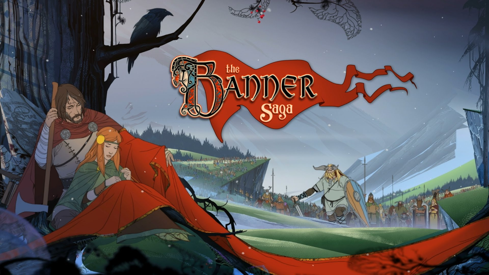 The Banner Saga Series Feels Like A Nearly Perfect Match For Nintendo Switch