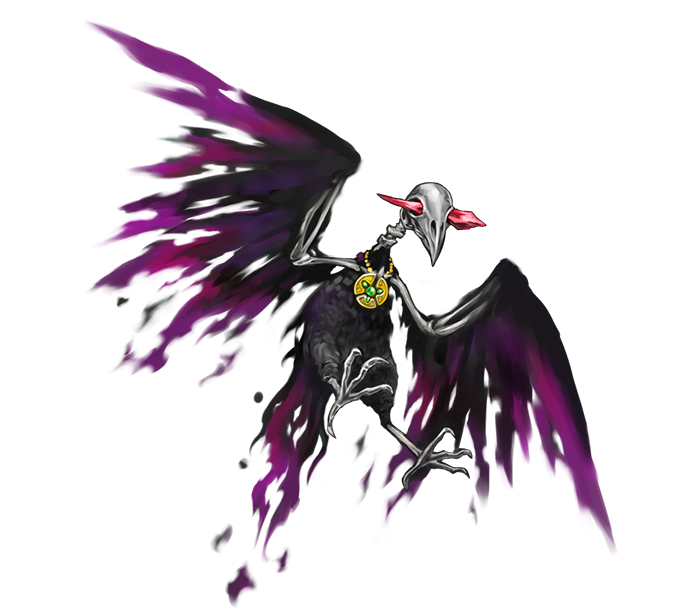 bloodstaincrow