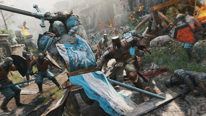 For Honor Review -- The Art of War