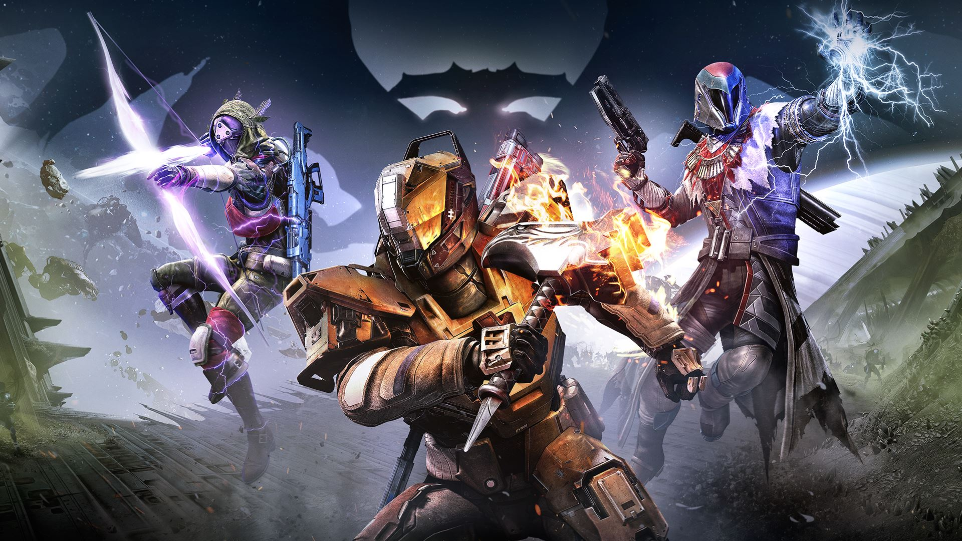 Bungie Increases Rewards for Daily Heroic & PVP