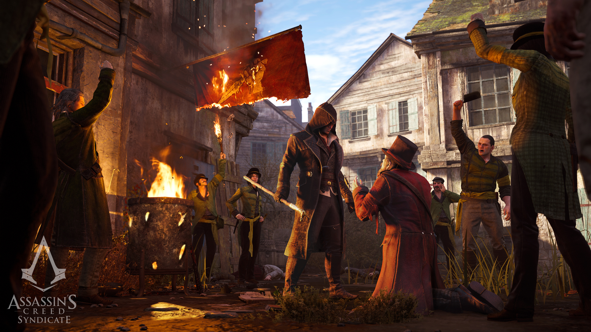 Assassin S Creed Syndicate Pc Release Date Revealed Resolution