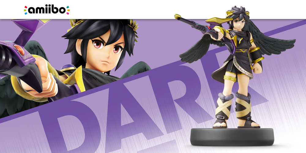Dark Pit Amiibo To Release On July 31 Coming Exclusively To Best Buy Retail Stores