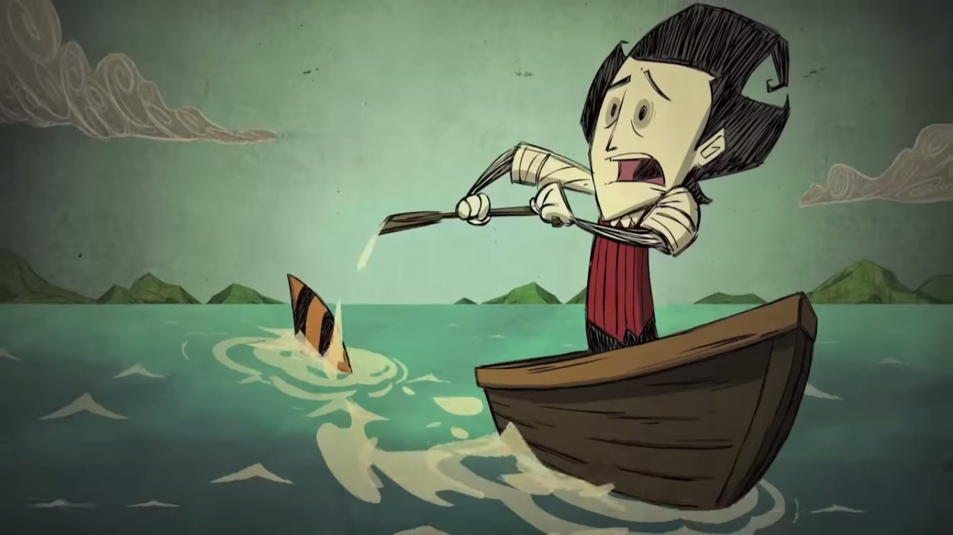 You Cant Escape Dont Starve Shipwrecked Expansion Announced