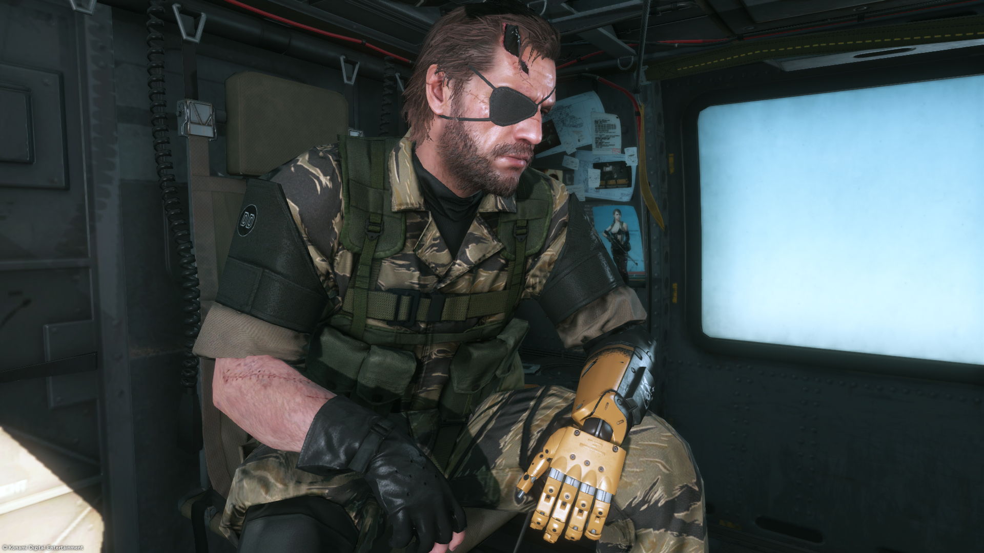 Metal Gear Solid V Ground Zeroes Update Enables Data
