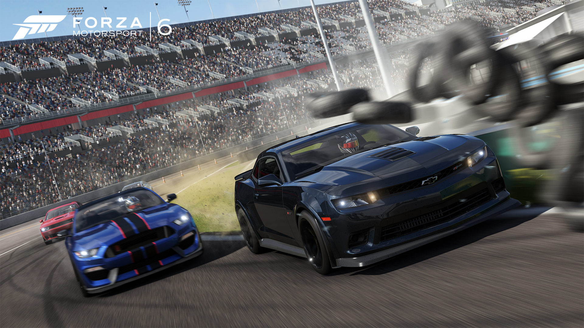 Forza motorsport 6 receives two additional halo 5 ford mustang cars