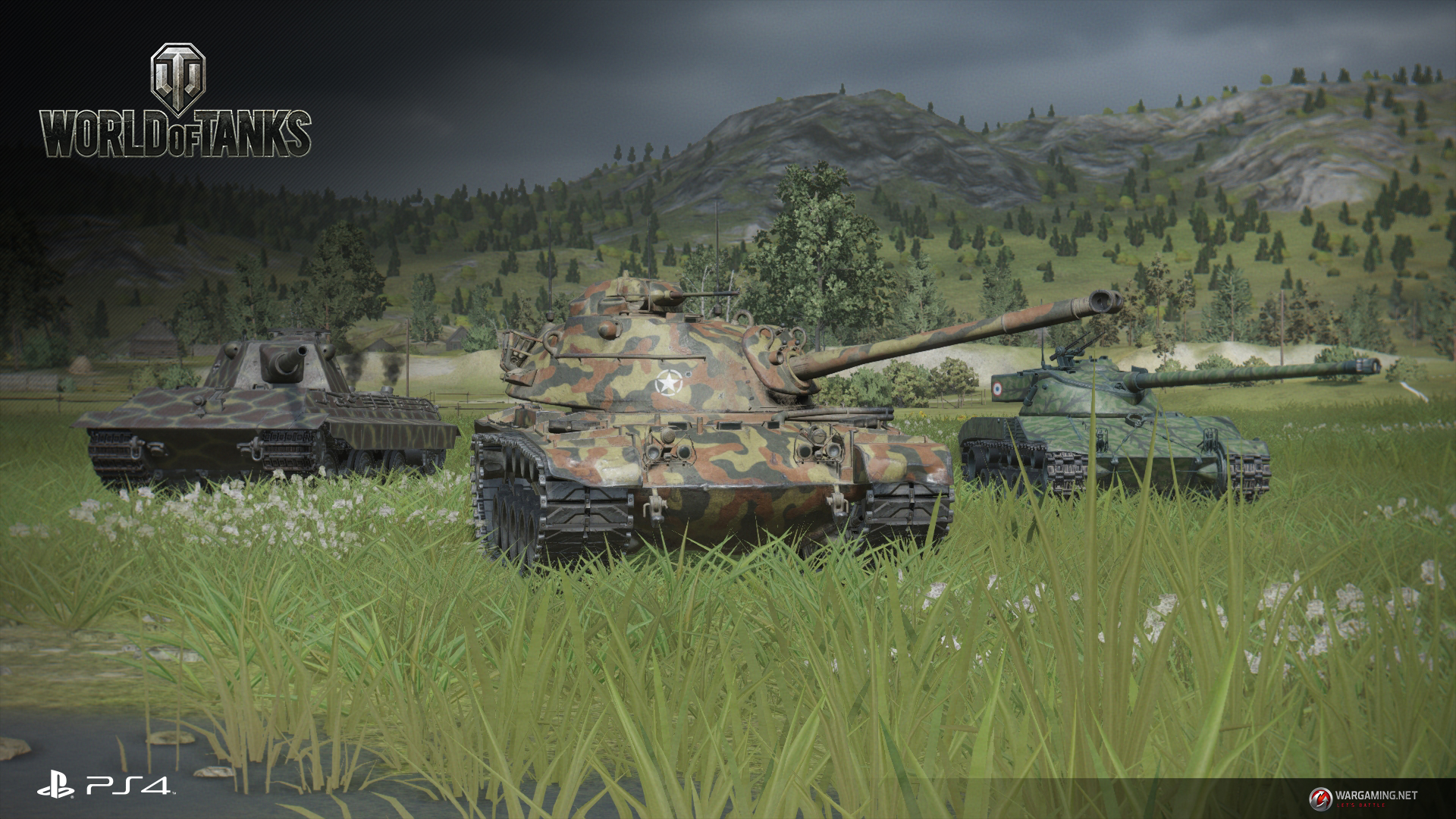 World Of Tanks Playstation 4 Beta Goes Live In December