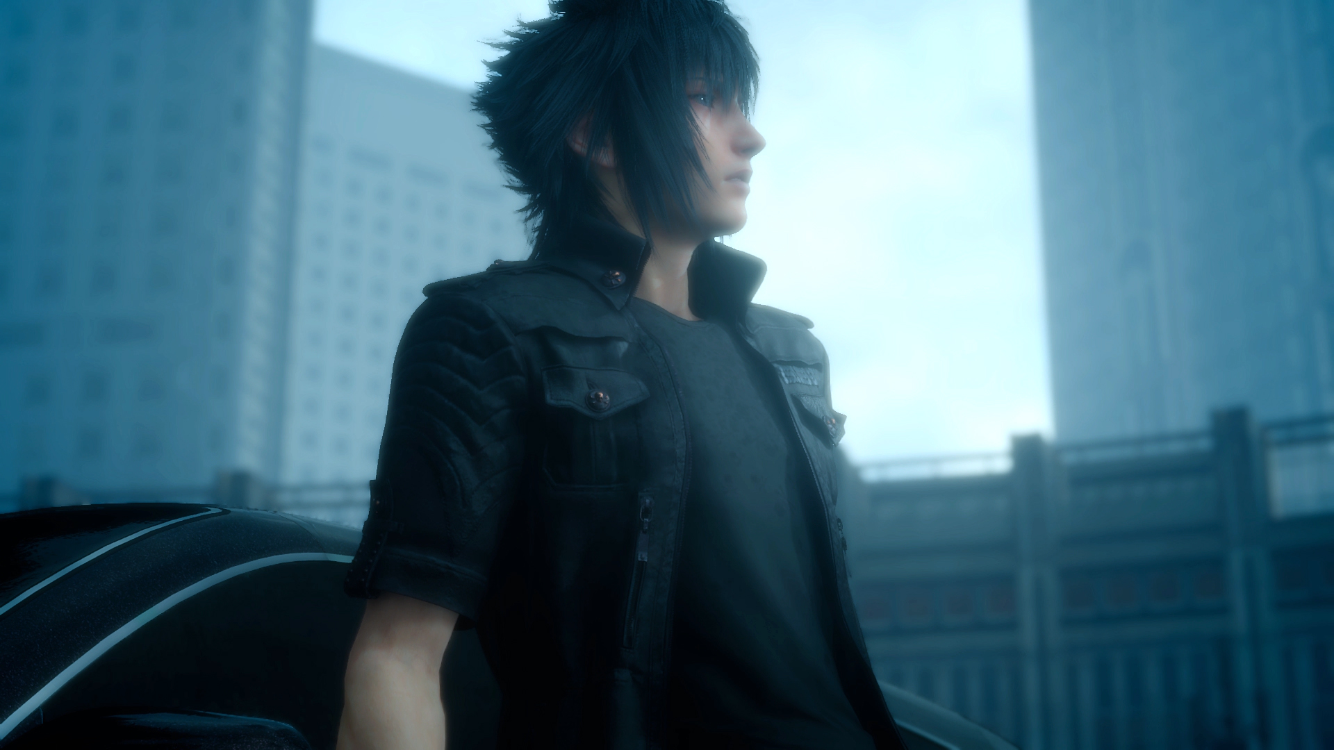 Insight on Transition Between Final Fantasy Versus XIII and