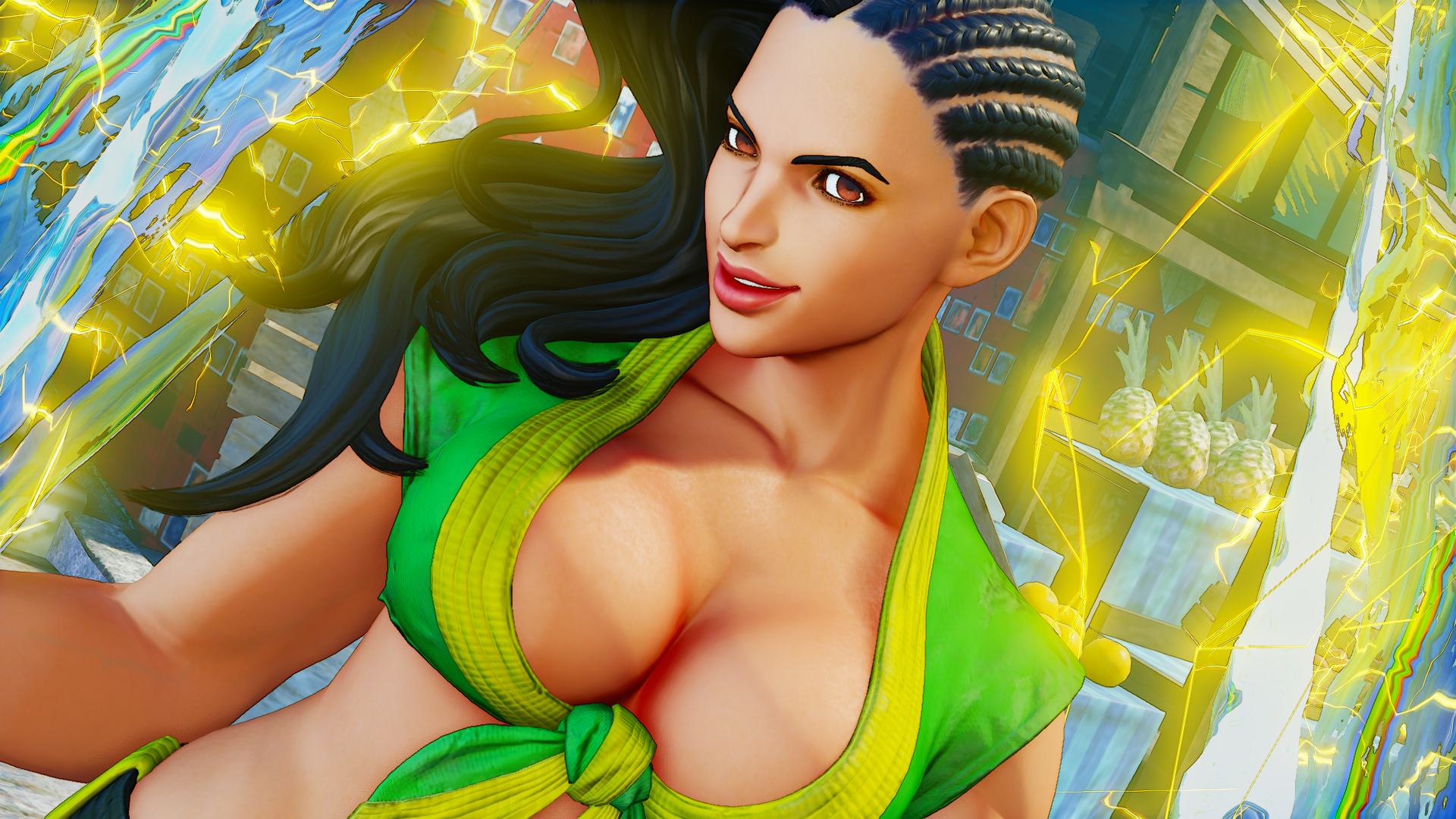 Street Fighter V's New Character Laura Officially Announced