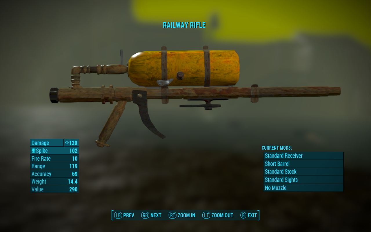 Secret, Underwater Fallout 4 Weapon Discovered by Modder on