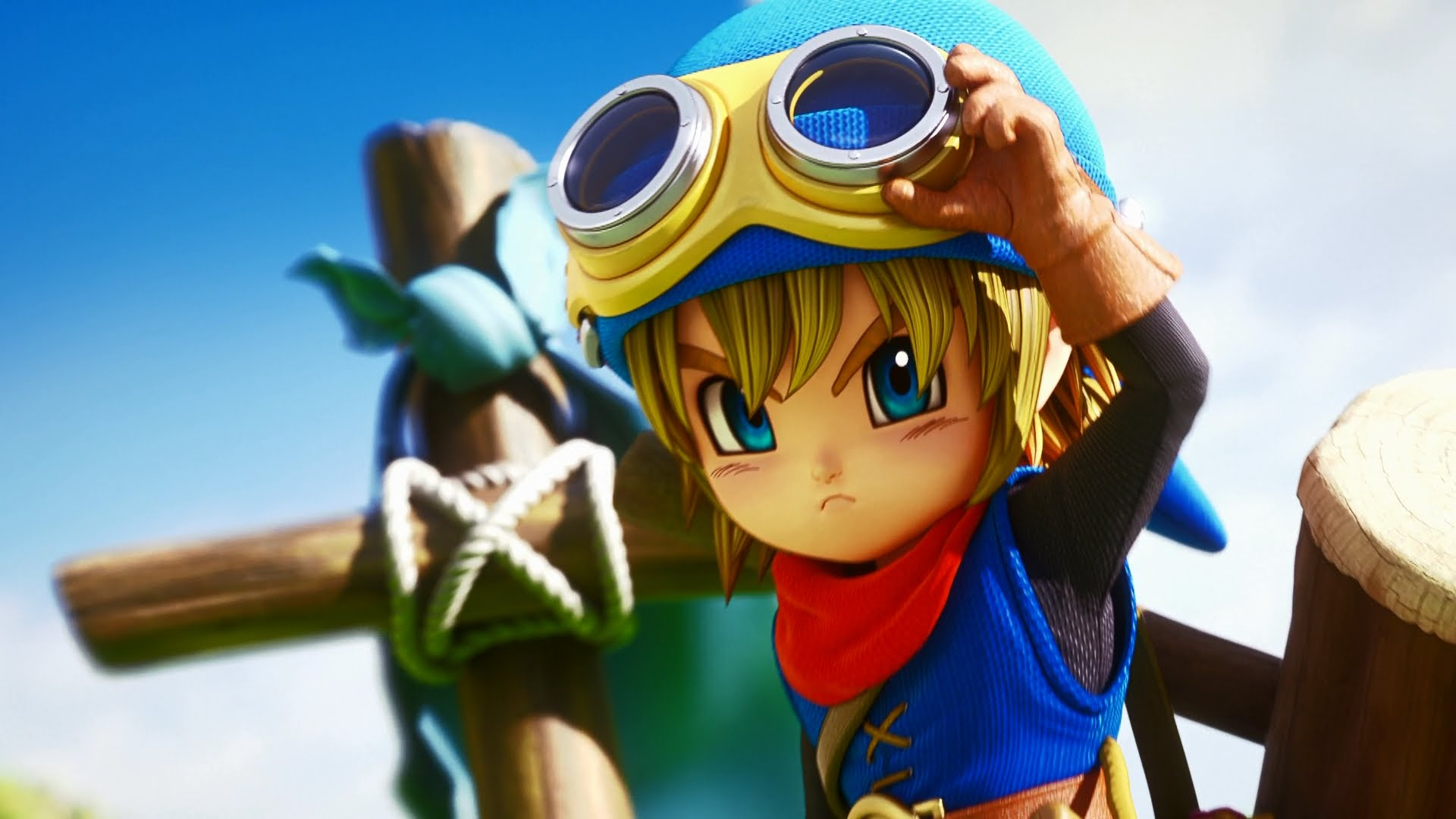 PS4/PS3/PS Vita Exclusive Dragon Quest Builders Getting Demo for PS4