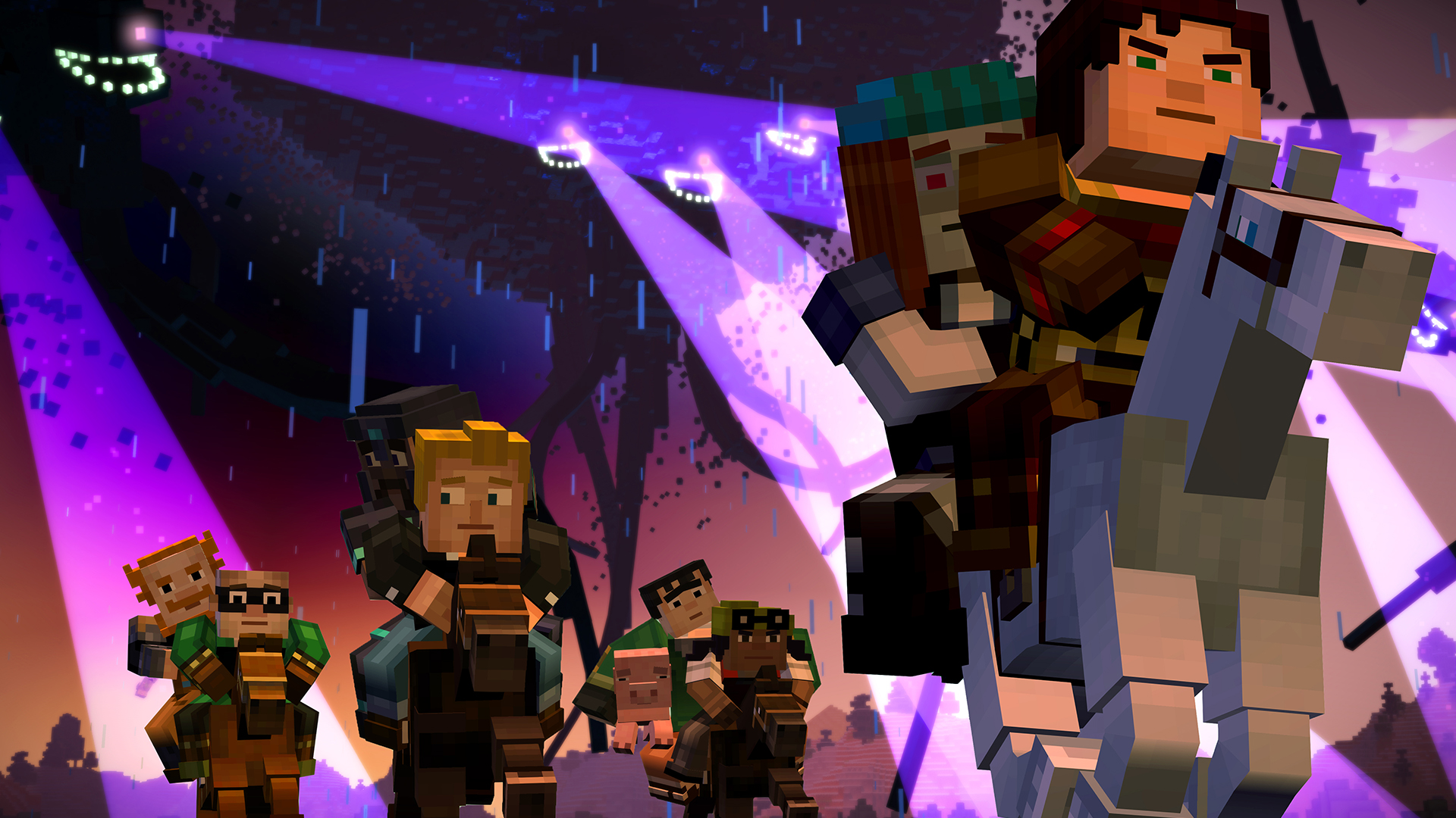 wither storm games