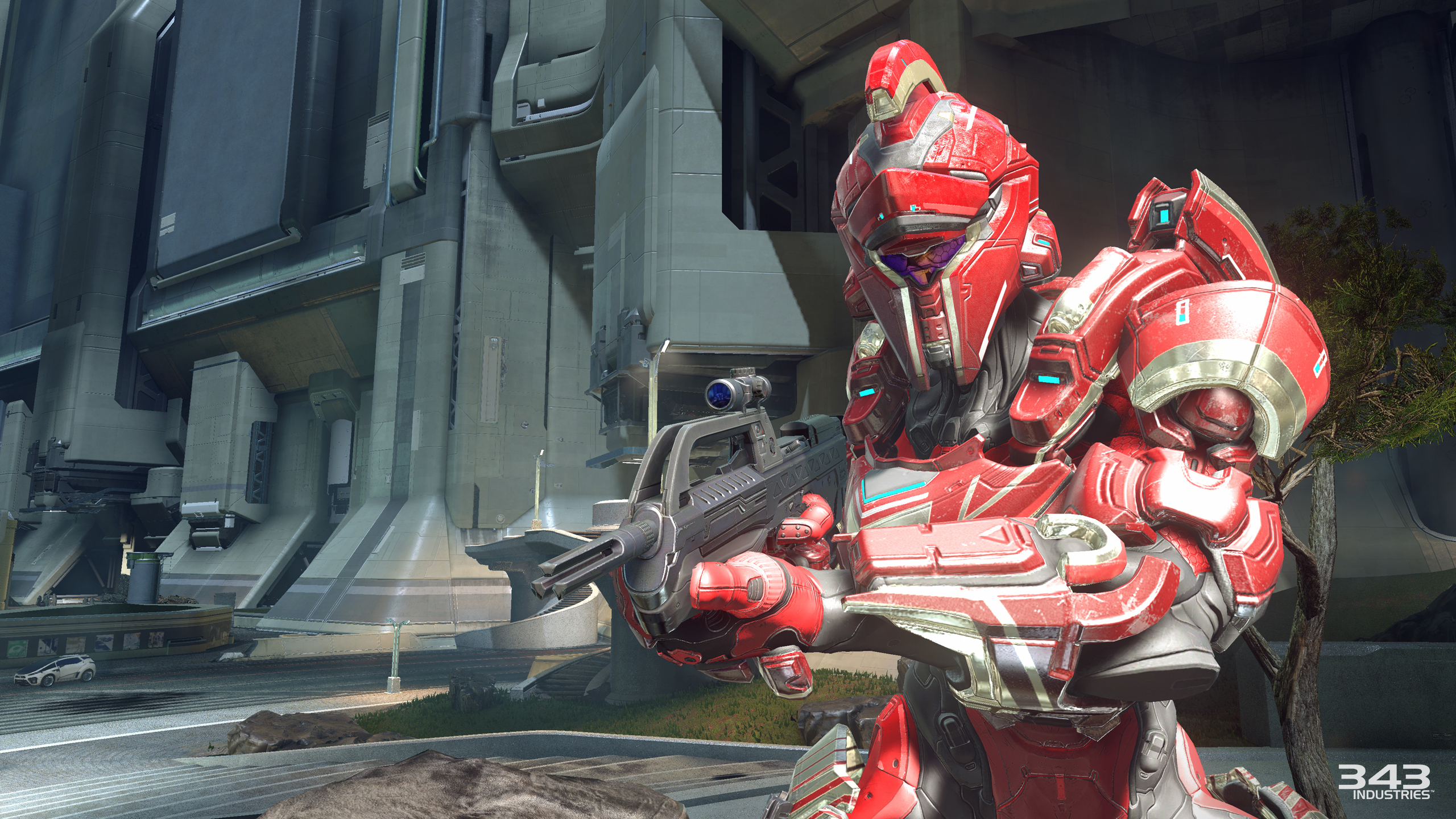 New Halo 5: Guardians Infinity's Armory Gallery Shows off