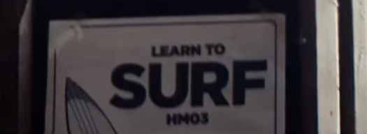 Learn to Surf HM03