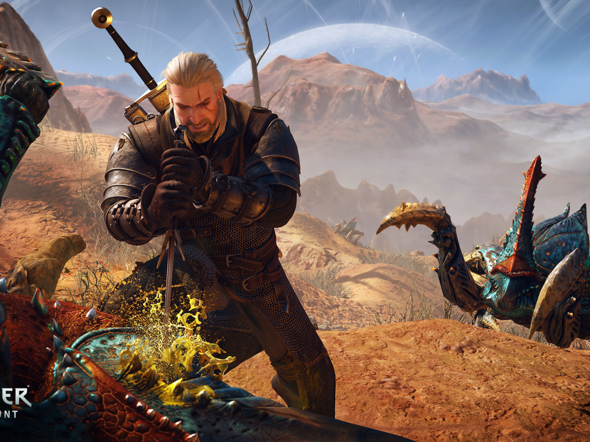 The Witcher 3 S Update 1 12 Is Out Today Mostly Bug Fixes