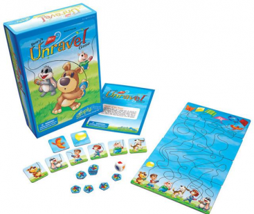 Unravel Board Game