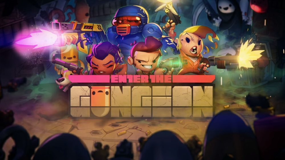 Enter the Gungeon Last Update Adds Mode and Lets You Pet the Dog