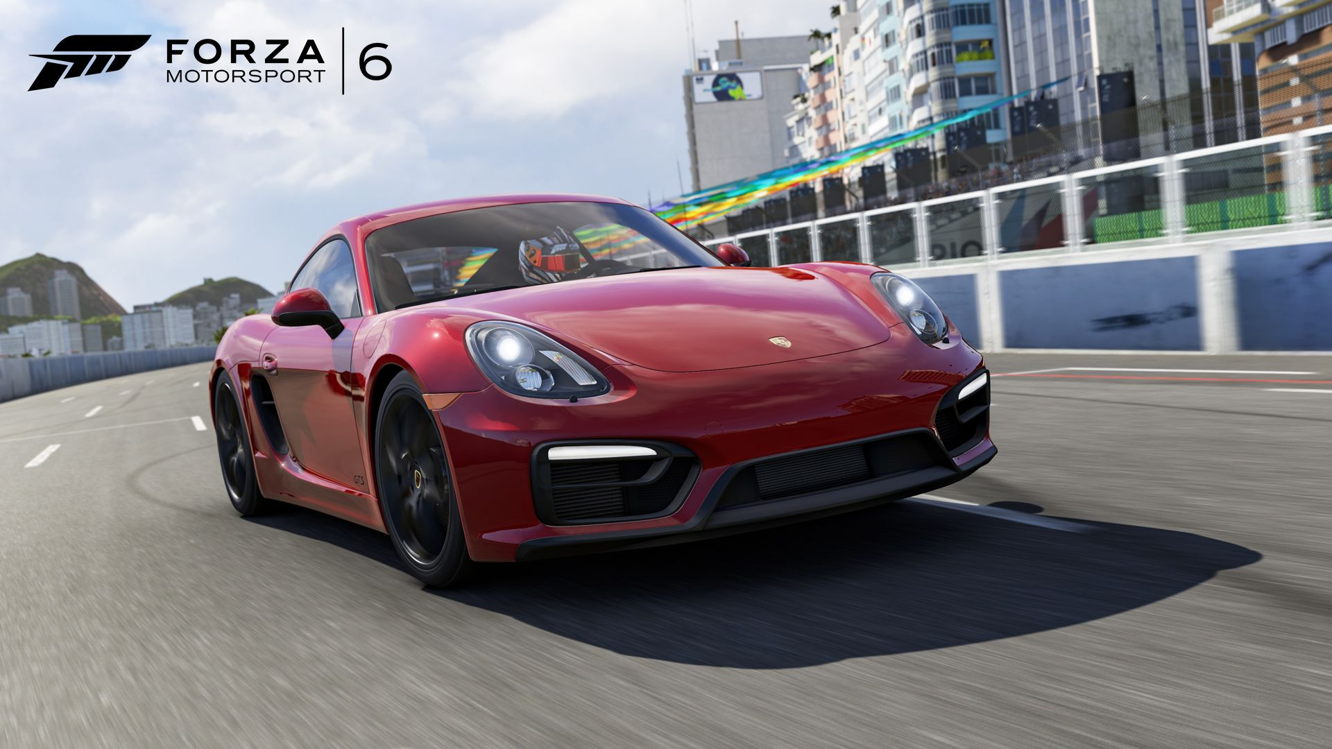 forza motorsport 6 39 s porsche expansion pack releases today trailer and screenshots inside. Black Bedroom Furniture Sets. Home Design Ideas