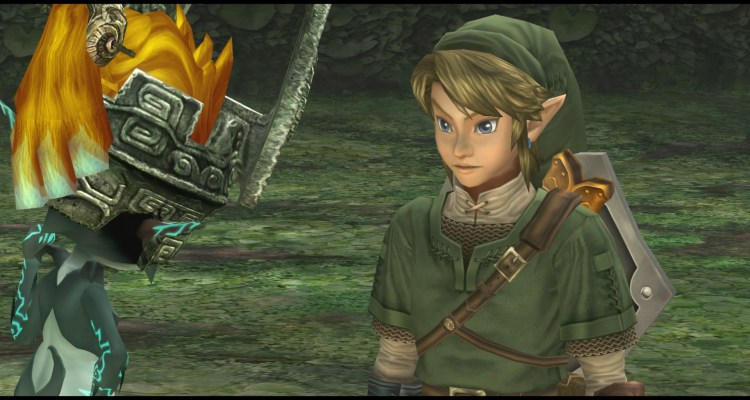YouTuber Goes Behind The Camera of Twilight Princess