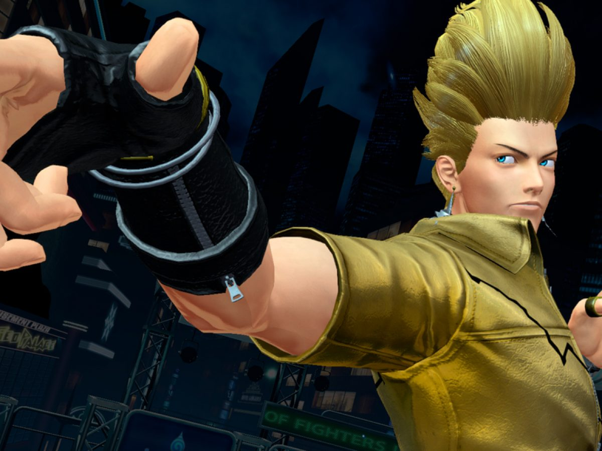 The King Of Fighters Xiv Steam Edition Release Date Revealed