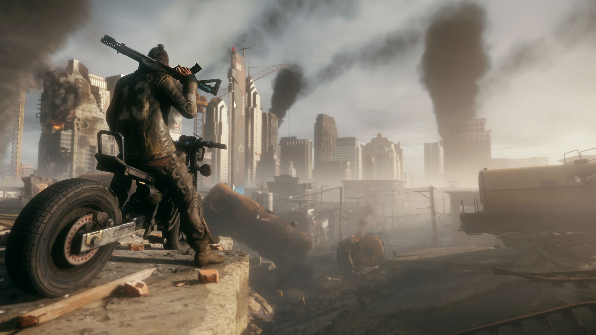 homefront the revolution review failing to rouse the hearts and rh dualshockers com