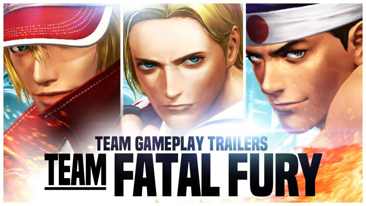 Ps4 Exclusive The King Of Fighters Xiv Gets New Trailer Showing
