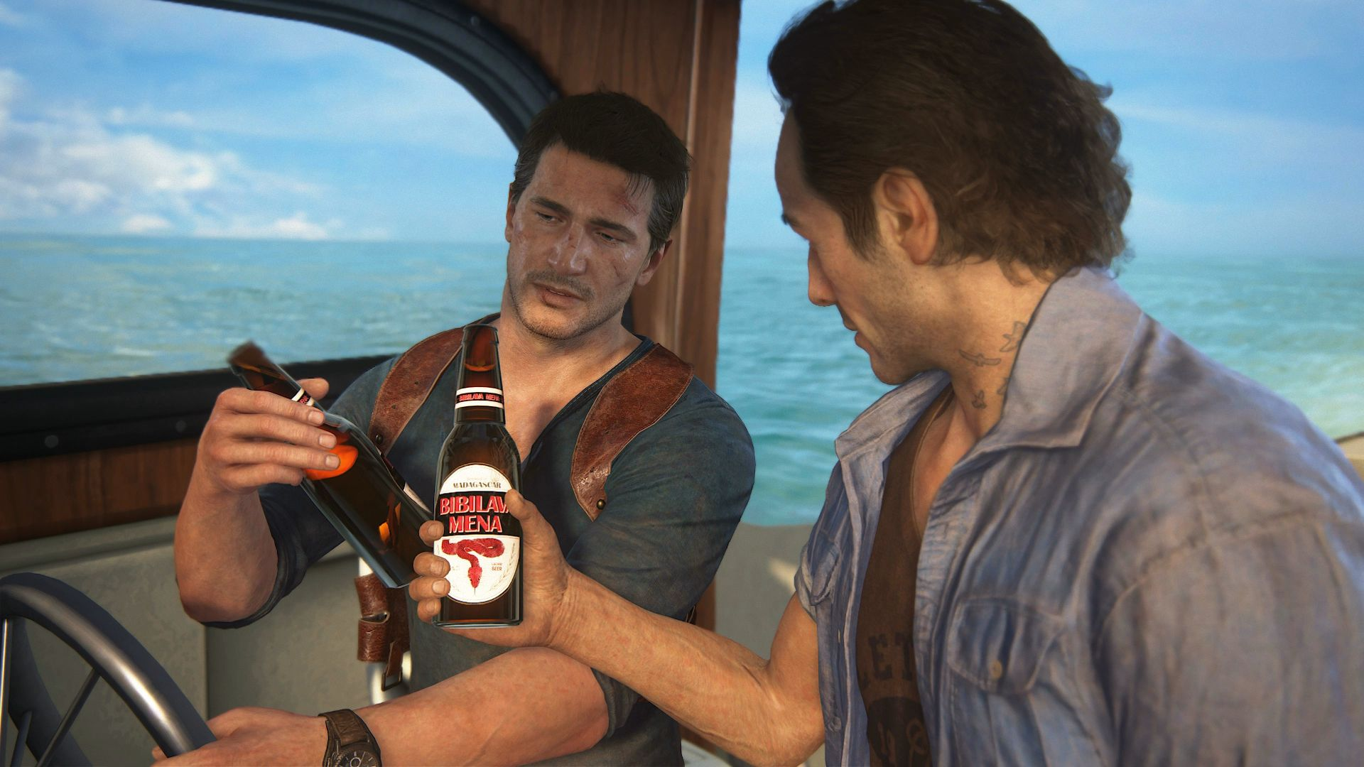 Rise of the Tomb Raider Creative Director Pays Homage to Uncharted 4: A Thief's End