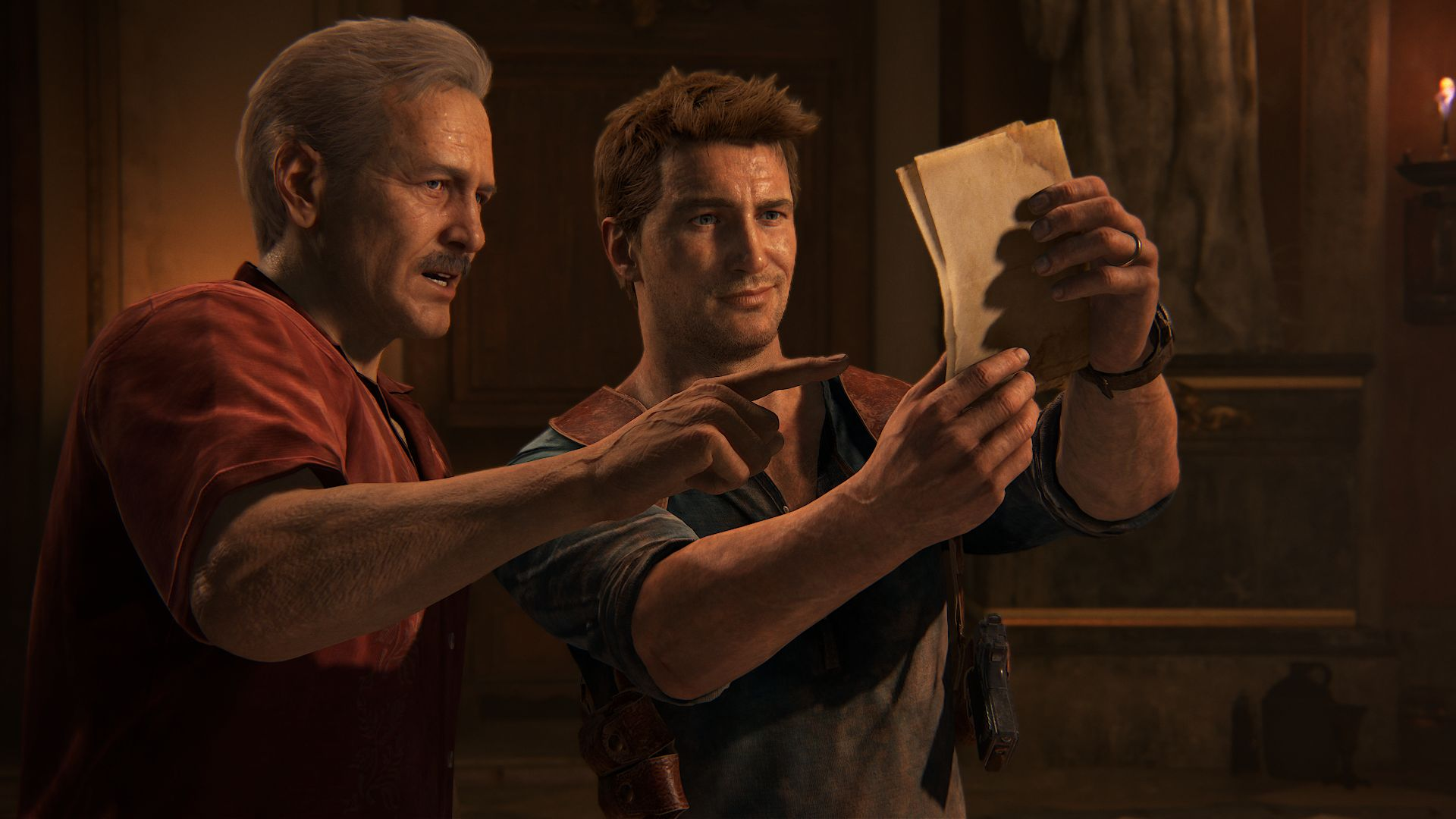 Naughty Dog Details PS4 Pro Enhancements for Uncharted 4 and The