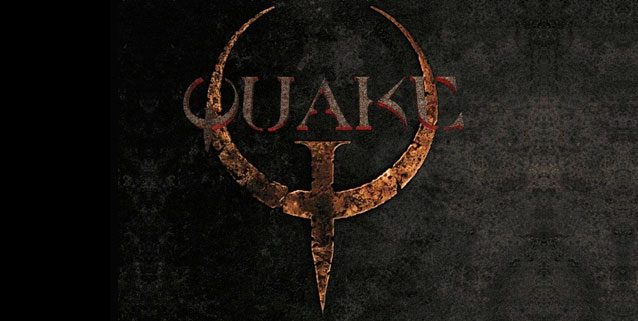 Image result for quake title
