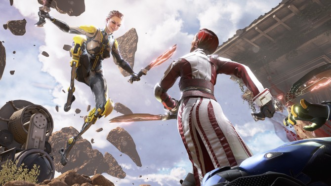 LawBreakers Interview -- Finding a Price, Planning for the Future, and Bringing the Game to PS4