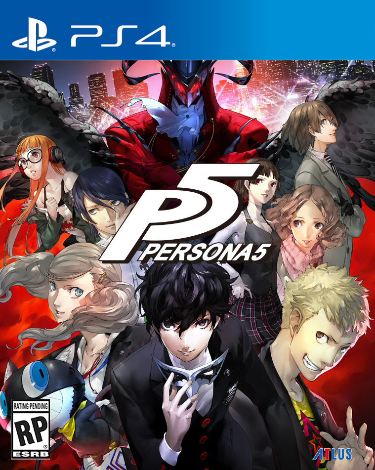 Persona5Modded