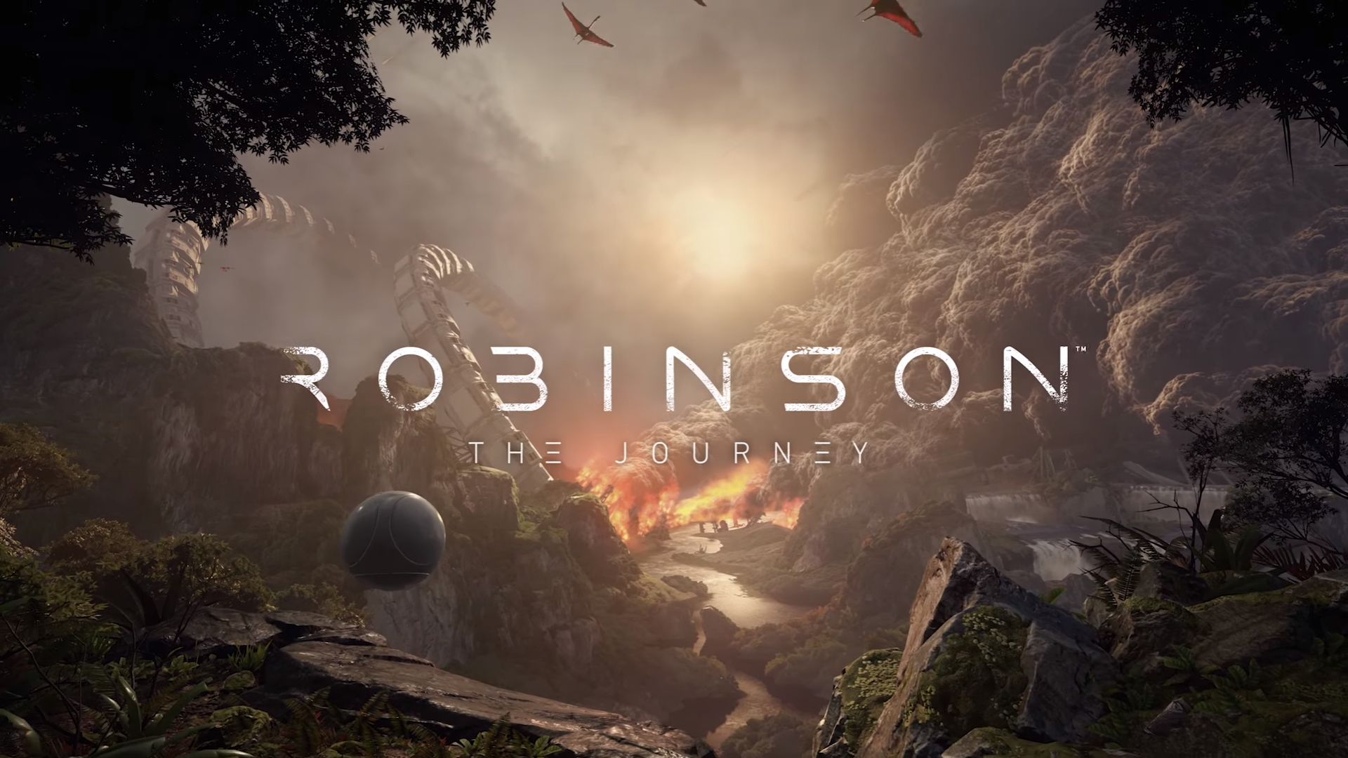 Crytek's Robinson: The Journey Hits HTC Vive and Receives