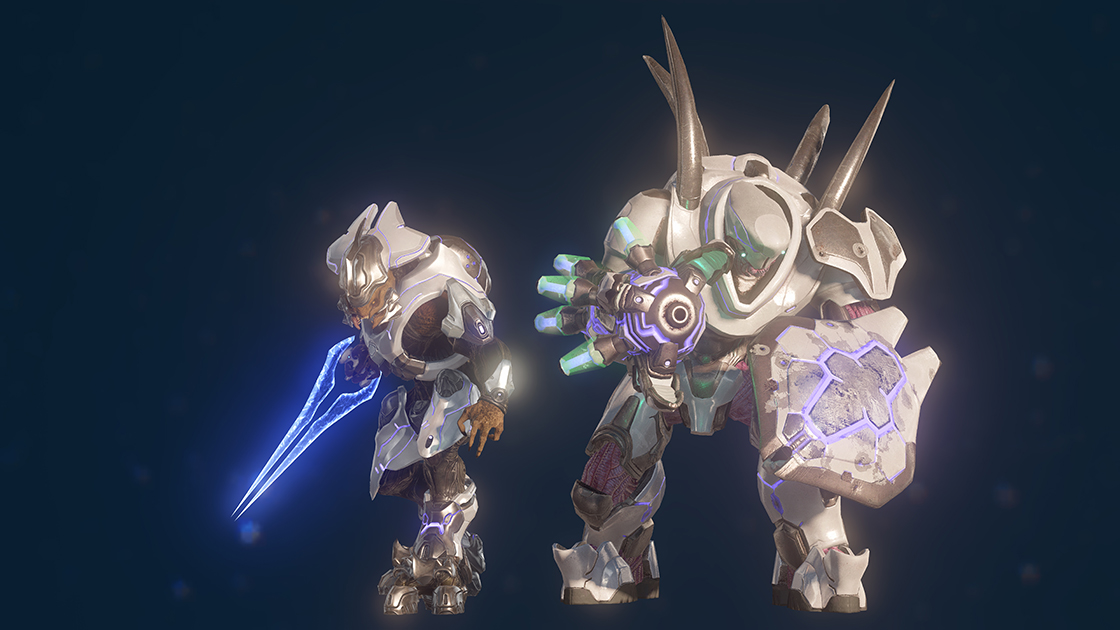 343 Industries Tease the Next Halo 5: Guardians Update with Warzone