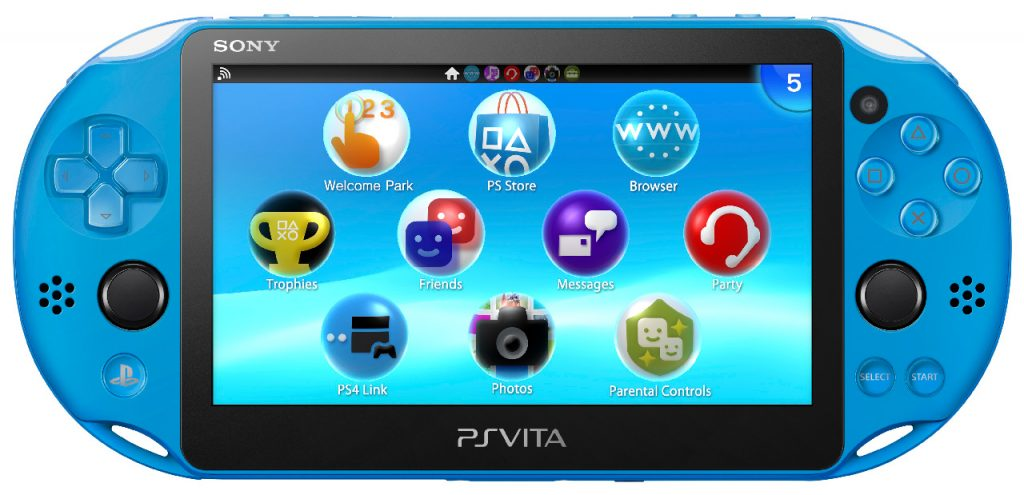 PS Vita Shipments in Japan Have Now Come to an End