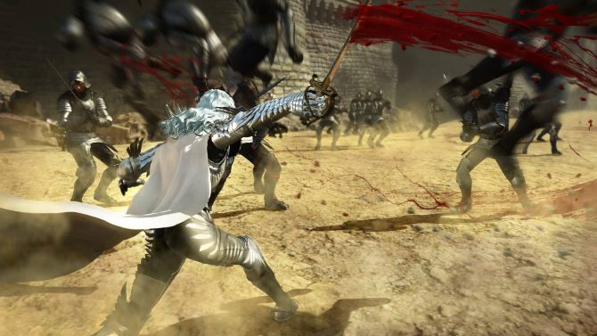 Berserk and the Band of the Hawk Review -- All Guts, No Glory