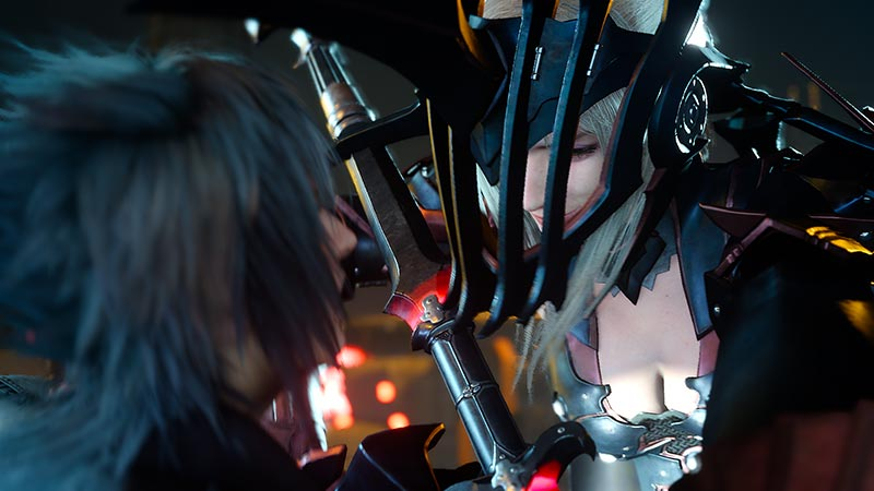 Final Fantasy XV Shows Off Incredible Character Models Including