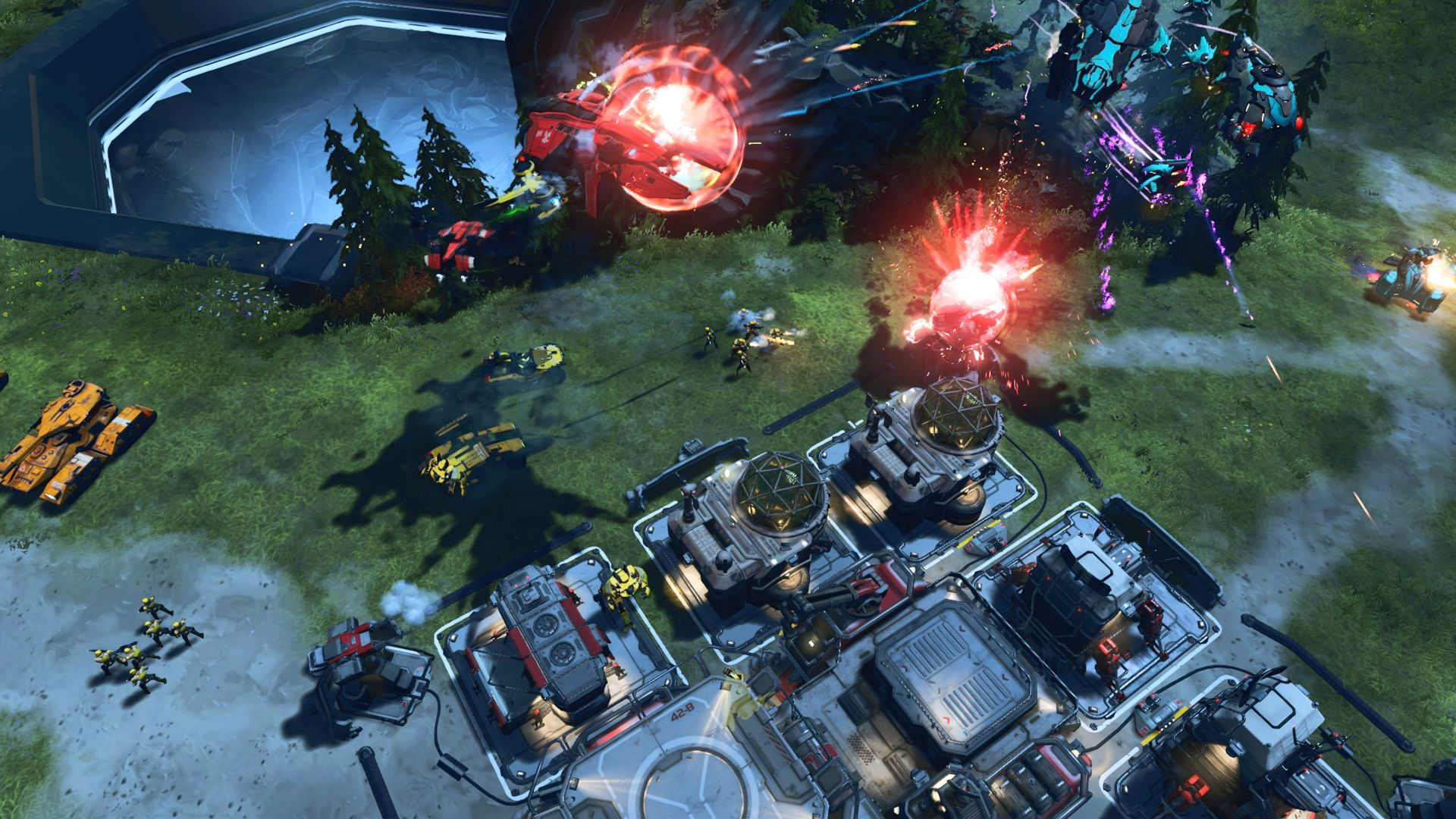 Halo Wars 2 Gets Massive 9 2GB Update With Fixes, Buffs and