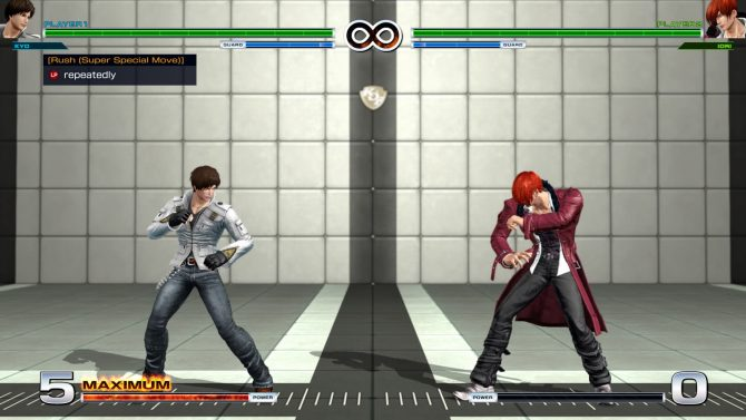THE KING OF FIGHTERS XIV_20160814120934