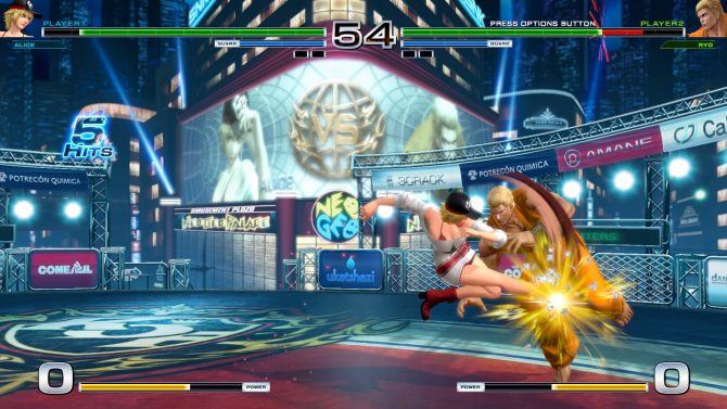 THE KING OF FIGHTERS XIV_20160814121036