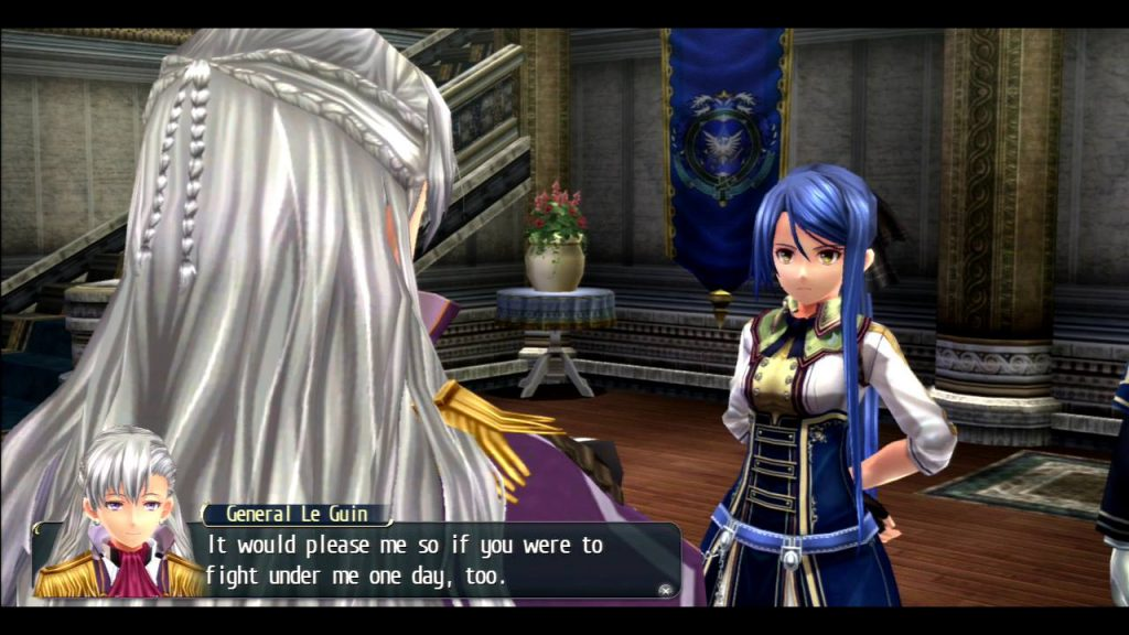 Trails of Cold Steel 2-3