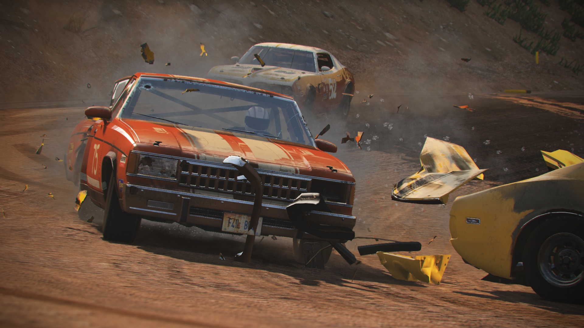 Wreckfest Crash Landing Onto Ps4 And Xbox One In 2017